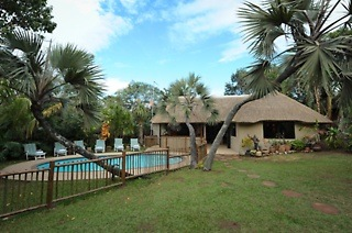 KwaZulu-Natal: Three-Night Self-Catering Stay for Up to Four Adults and Four Kids at The Merry Crab Beach Lodge