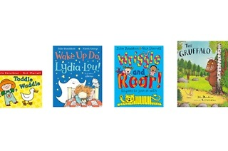 Julia Donaldson Four-Book Pack for R299 Including Delivery (46% Off)