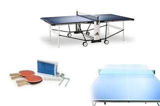 Table Tennis Tables from R4 999.95 Including Delivery (Up to 29% Off)