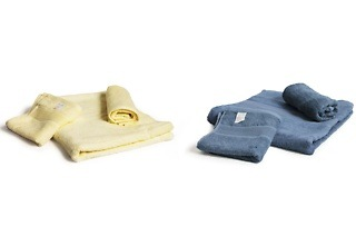 Fine Living Bamboo Towels for R299 Including Delivery (25% Off)