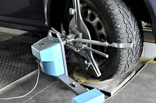 50% Off Wheel Alignment for R125 at Supa Quick Century City Montague Gardens