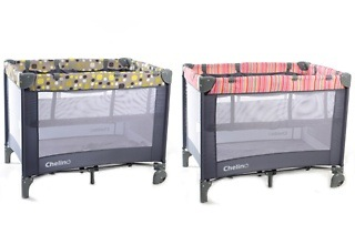 Chelino Lilo Camp Cot for R799 Including Delivery (20% Off)