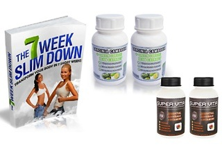 Two Bottles of Garcinia with Green Coffee and Multivitamins Each, with an eBook for R398 Including Delivery (57% Off)