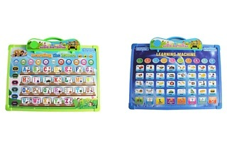 Two Learning Pads for R239 Including Delivery (44% Off)