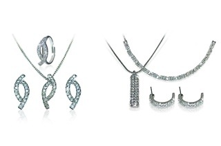 Swarovski Elements Trio Set from R339 Including Delivery (Up to 56% Off)