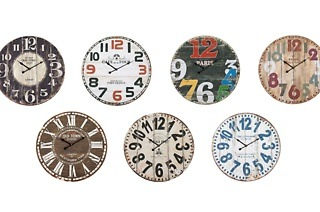 Wall Clocks for R269 Including Delivery (33% Off)