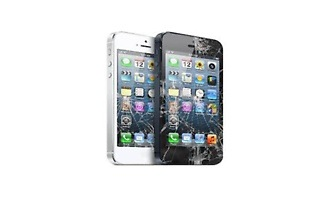iPhone or iPad Screen Replacements from R99 with I Break - Tech on Site
