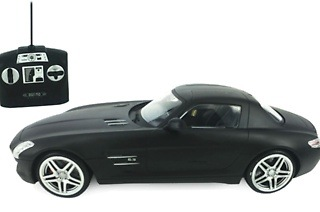 Mercedes-Benz SLS AMG Remote Control Car for R439 Including Delivery (53% Off)