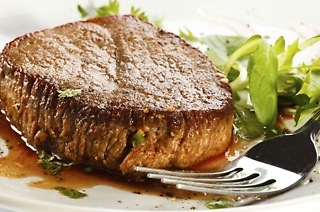 350g Mature Rump or Chicken Schnitzel from R133.80 at Square Time Café (Up to 55% Off)
