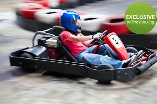 Go-Kart Racing from R60 at K1 Karting (Up to 54% Off)