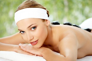 Hot Stone Massage from R179 with Optional Mani, Pedi or Facial at Advanced Body Care (Up to 65% Off)