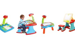 Kids Learning Desks, Projector Desks and Easels from R259 Including Delivery (Up to 57% Off)