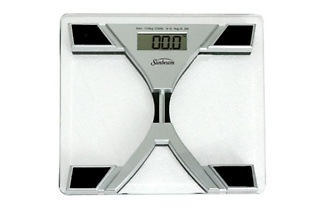 Glass Bathroom Scale for R289 Including Delivery (28% Off)