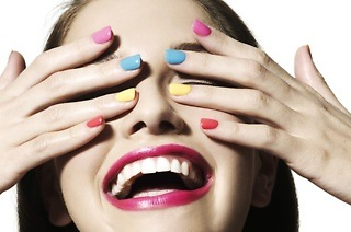 Nail Stamping and Paint from R70 with Optional Mani or Follow-Up at Koru Health (Up to 54% Off)