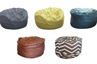 Fine Living Bean Bag for R1 389 Including Delivery (47% Off)