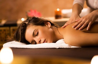 Aromatherapy Massage from R165 with Optional Reflexology and Nail Treatments at Beauty Perfection (Up to 55% Off)