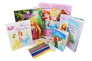 Disney Princess Activity Tin for R249 Including Delivery (41% Off)