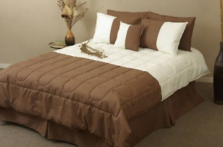 Seven-Piece Comforter Set from R699 Including Delivery (Up to 38% Off)