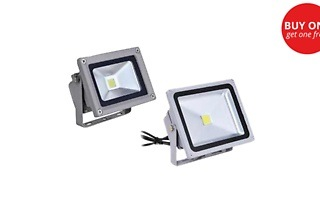 Two for One: 30W LED Floodlights for R460 Including Delivery (73% Off)