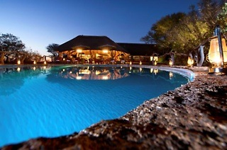 Brits: Two-NightStay for Two Sharing Including All Meals and a Game Drive at Thaba Khaya Lodge, Sable Ranch