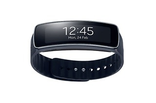 Samsung Galaxy Gear Fit Smartwatch for R1 299 Including Delivery (57% Off)