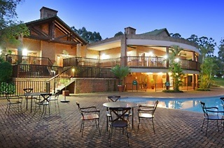 White River: One-Night Self-Catering Stay for Six at Three Cities Greenway Woods Resort