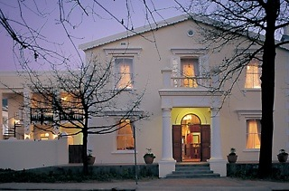 Stellenbosch: One or Two-Night Stay for Two Including Breakfast at Eendracht Hotel