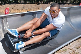 Cool Runnings Unlimited Rides Day Pass and a Drink for One Person for R160 at Cool Runnings (38% Off)
