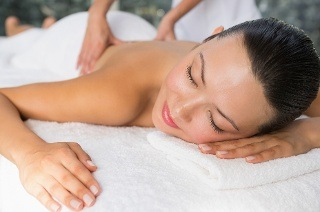 Lymph Drainage Full Body Massage from R169 with Optional Manicure and Pedicure at French Clinic (Up to 70% Off)