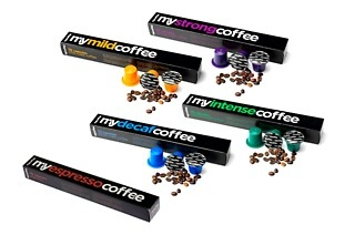 Coffee Capsules from R499 Including Delivery (38% Off)