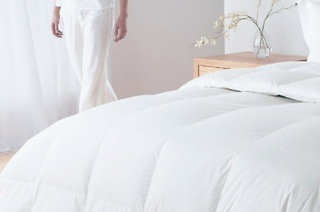 Hazlo Goose Feather and Down Double Duvet for R849 Including Delivery (47% Off)