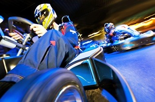 Kart Racing for 10 Minutes at Superkart Racing Rivonia from R174 (40% Off)