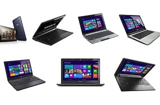 Laptops and Notebooks from R999 Including Delivery (Up to 60% Off)