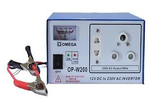 Omega 20W Inverter for R265 Including Delivery (28% Off)