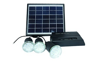Omega 8W Solar DC Light Kit for R549 Including Delivery (19% Off)
