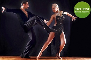 Hot Salsa Dancing Classes from R50 at Hot Salsa (Up to 54% Off)