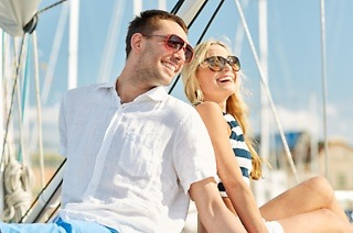 Boat or Yacht Ride and Sparkling Wine from R300 with Optional Packages at Malibu Mansion and Spa (Up to 75% Off)