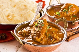 Two-Course Indian Meal with Naan or Roti from R139 at Maharaja Indian Restaurant (Up to 48% Off)