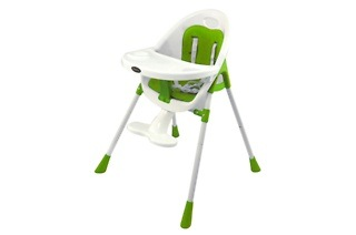 Chelino Bubble Feeding High Chair Green for R719 Including Delivery (12% Off)