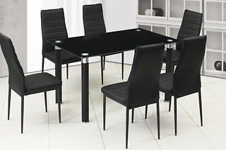 Seven - Piece Berlin Dining Set for R2 449 Including Delivery (17% Off)