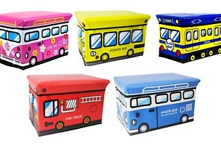 Kids Ottomans in Various Styles from R219 Including Delivery (Up to 56% Off)