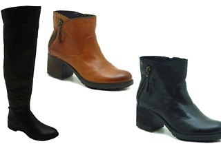 Zoom Genuine Leather Boots from R499 Including Delivery (Up to 74% Off)