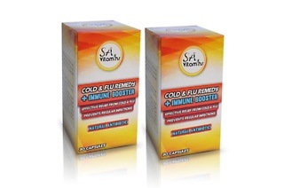 Cold and Flu Remedy and Immune Booster from R119 Including Delivery (Up to 50% Off)