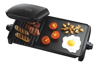 George Foreman Grill and Griddle for R799 Including Delivery (27% Off)