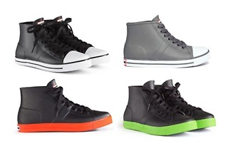 Hunter-Mens Millbank Sneakers for R599 Including Delivery (25% Off)