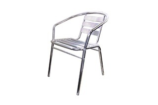 Two Stackable Aluminium Garden Chairs for R799 Including Delivery (11% Off)