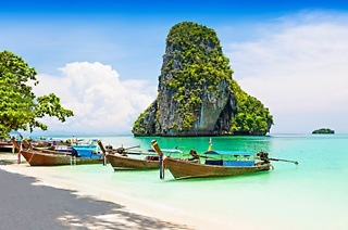 Phuket: Seven-Night Stay per Person Sharing Including Flights with Avoca Travels