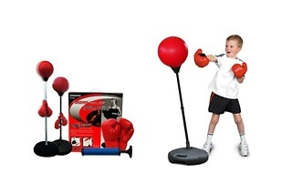 Kids Boxing Bag for R479 Including Delivery (40% Off)