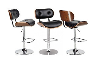 Bentwood Button - Back Bar Chair for R1 379 Including Delivery (31% Off)
