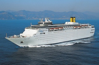 Cruise: Seven-Day Cruise from Italy to Croatia, Greece and Turkey for Two People Sharing Aboard the Costa neoClassica